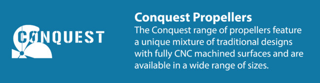 Conquest Propellers